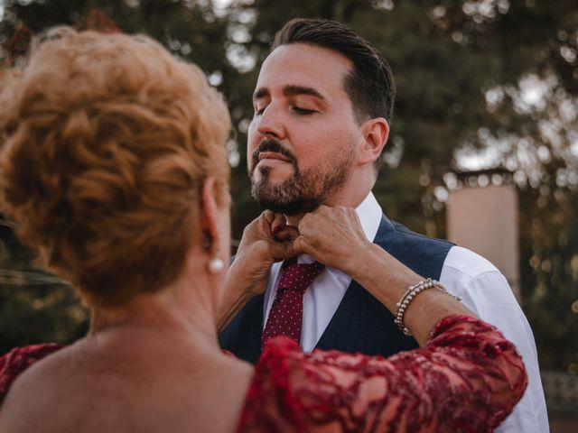 La boda de Manu y Regina en Elx/elche, Alicante 24
