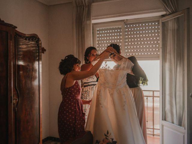 La boda de Manu y Regina en Elx/elche, Alicante 11