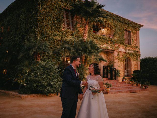 La boda de Manu y Regina en Elx/elche, Alicante 12