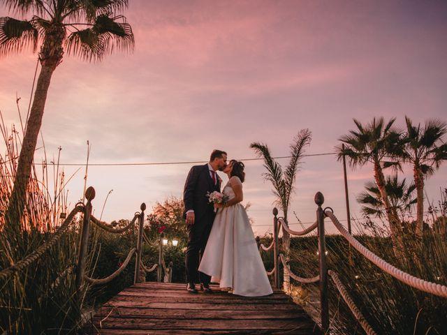 La boda de Manu y Regina en Elx/elche, Alicante 14