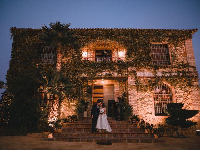La boda de Manu y Regina en Elx/elche, Alicante 18