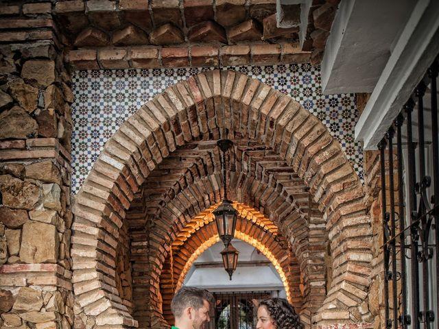 La boda de Jose y Tamara en Alhaurin El Grande, Málaga 6