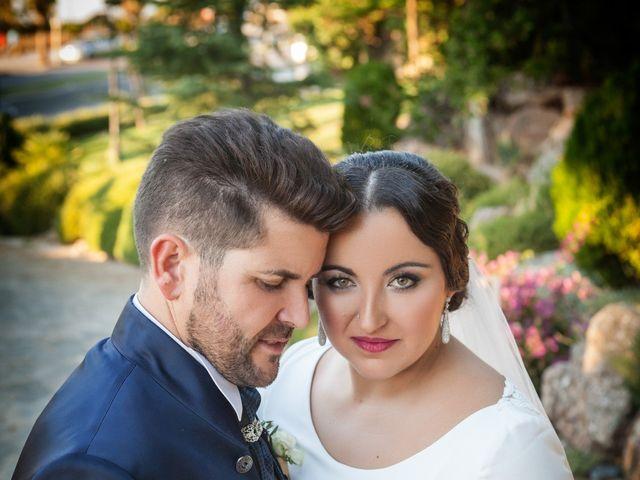 La boda de Jose y Tamara en Alhaurin El Grande, Málaga 22