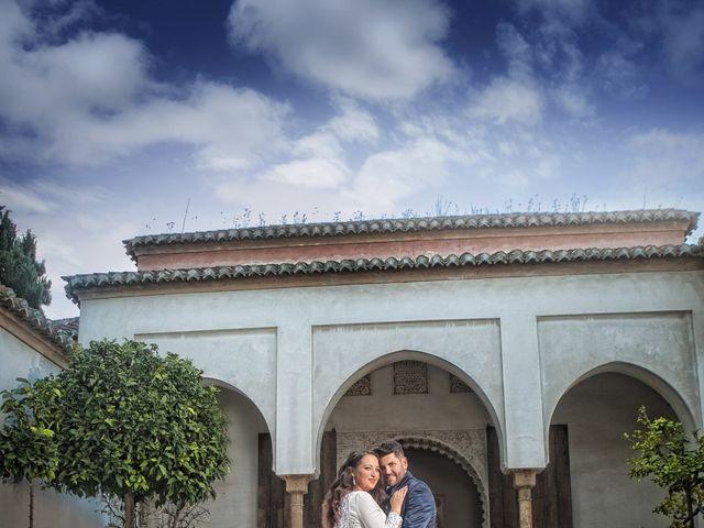 La boda de Jose y Tamara en Alhaurin El Grande, Málaga 24