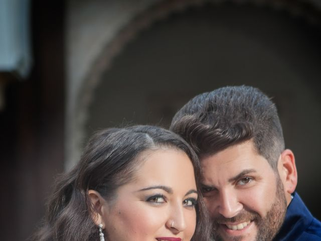 La boda de Jose y Tamara en Alhaurin El Grande, Málaga 25