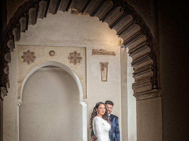 La boda de Jose y Tamara en Alhaurin El Grande, Málaga 26