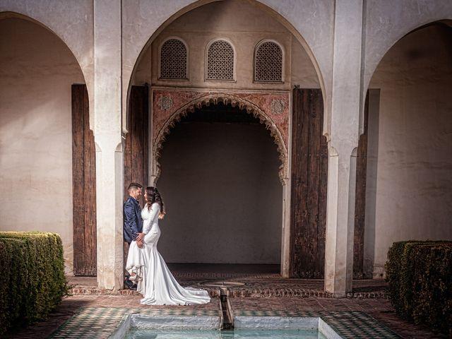 La boda de Jose y Tamara en Alhaurin El Grande, Málaga 27