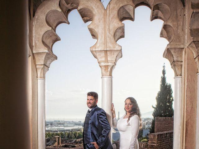 La boda de Jose y Tamara en Alhaurin El Grande, Málaga 29