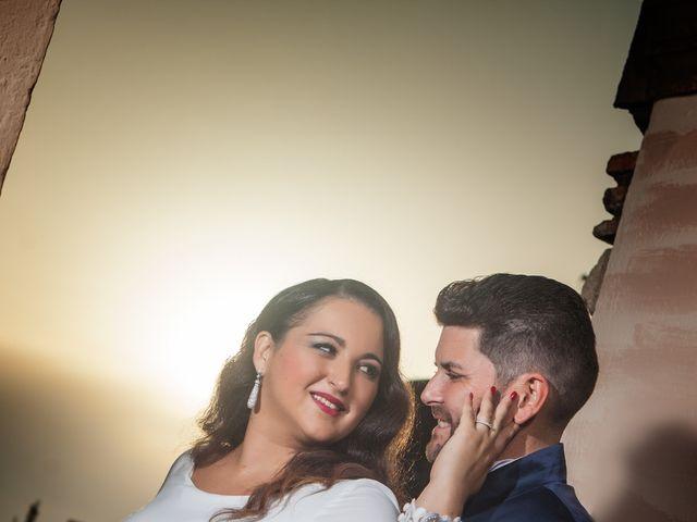 La boda de Jose y Tamara en Alhaurin El Grande, Málaga 32