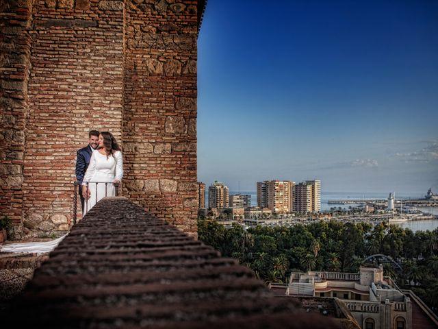 La boda de Jose y Tamara en Alhaurin El Grande, Málaga 33