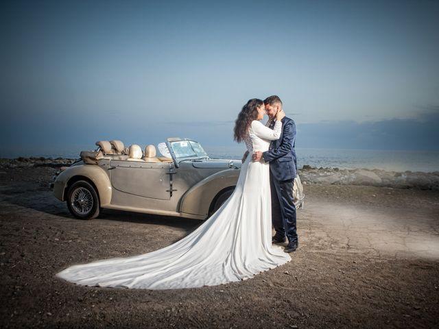 La boda de Jose y Tamara en Alhaurin El Grande, Málaga 36