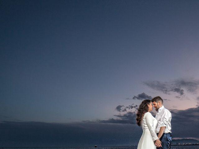 La boda de Jose y Tamara en Alhaurin El Grande, Málaga 41