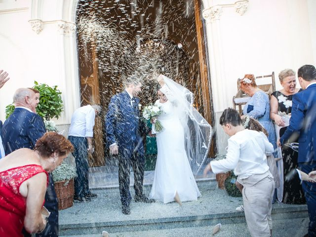 La boda de Jose y Tamara en Alhaurin El Grande, Málaga 44