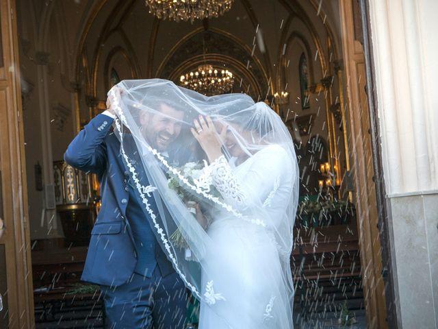 La boda de Jose y Tamara en Alhaurin El Grande, Málaga 45