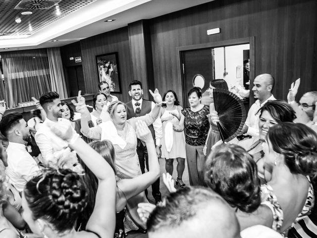 La boda de Jose y Tamara en Alhaurin El Grande, Málaga 50