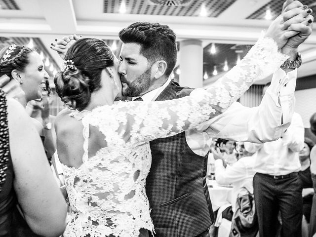 La boda de Jose y Tamara en Alhaurin El Grande, Málaga 51
