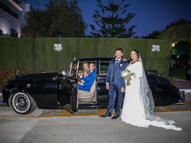 La boda de Jose y Tamara en Alhaurin El Grande, Málaga 61