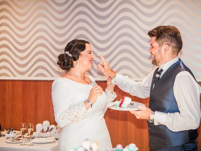 La boda de Jose y Tamara en Alhaurin El Grande, Málaga 65