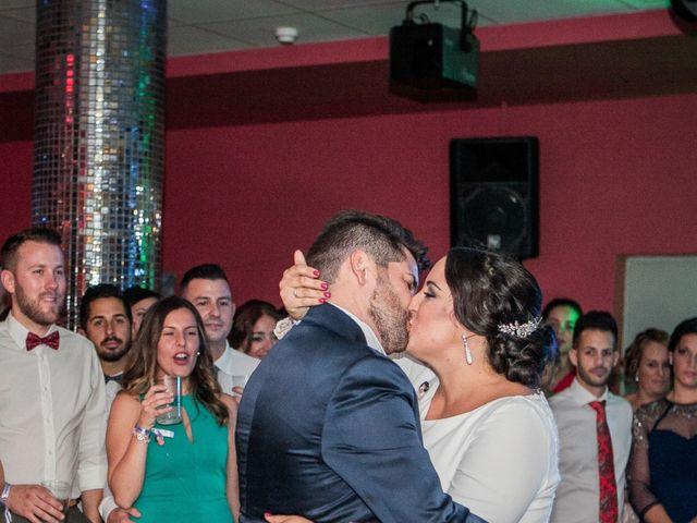 La boda de Jose y Tamara en Alhaurin El Grande, Málaga 67