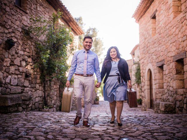 La boda de José y Orathai en Tarragona, Tarragona 19