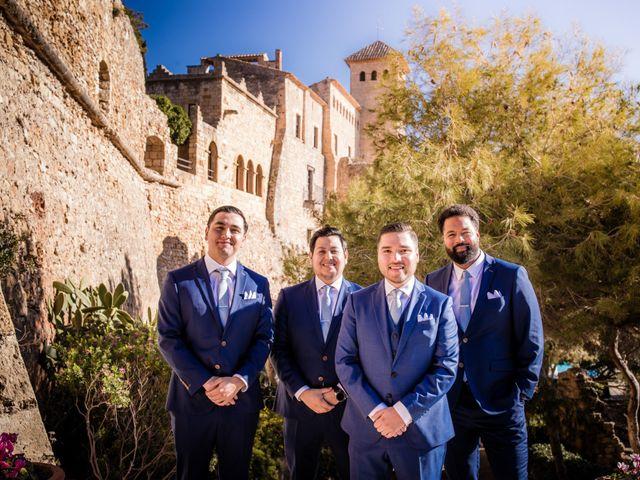 La boda de José y Orathai en Tarragona, Tarragona 79