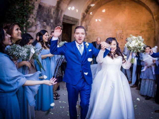 La boda de José y Orathai en Tarragona, Tarragona 143