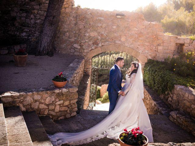 La boda de José y Orathai en Tarragona, Tarragona 154