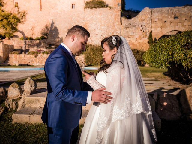 La boda de José y Orathai en Tarragona, Tarragona 179