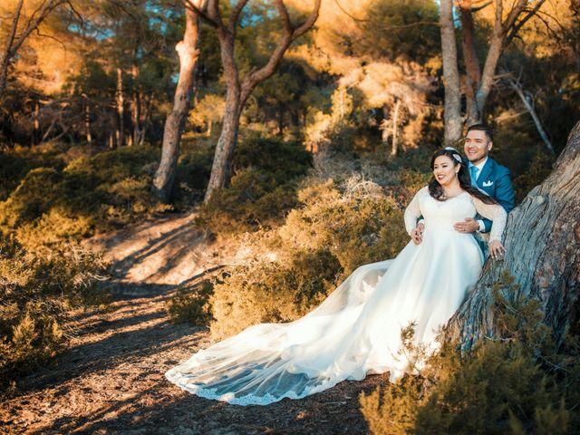 La boda de José y Orathai en Tarragona, Tarragona 292