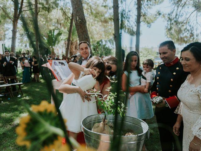 La boda de Jose y Elena en Murcia, Murcia 35