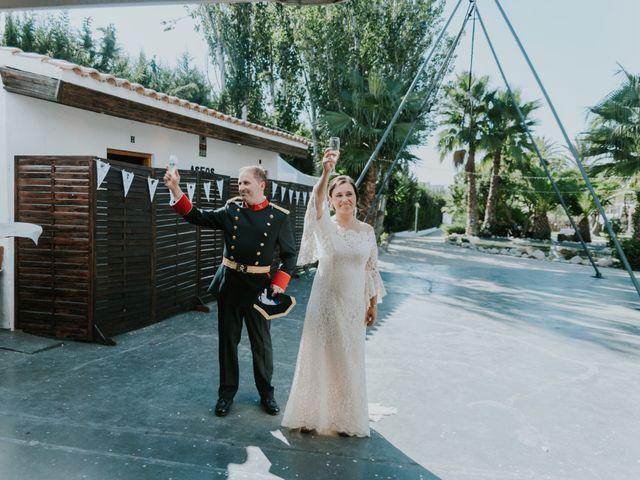 La boda de Jose y Elena en Murcia, Murcia 39
