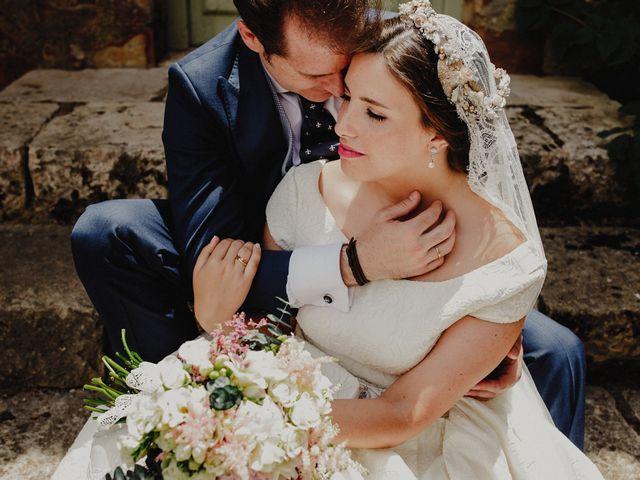 La boda de Clara y Arturo