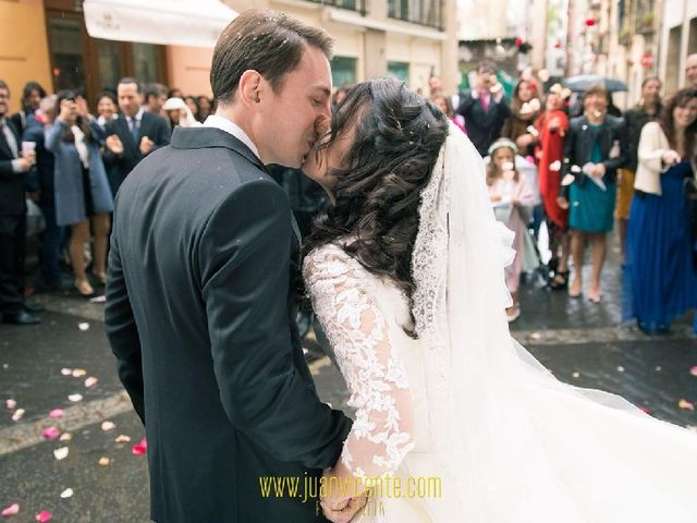 La boda de Javier y Susana en Valencia, Valencia 1