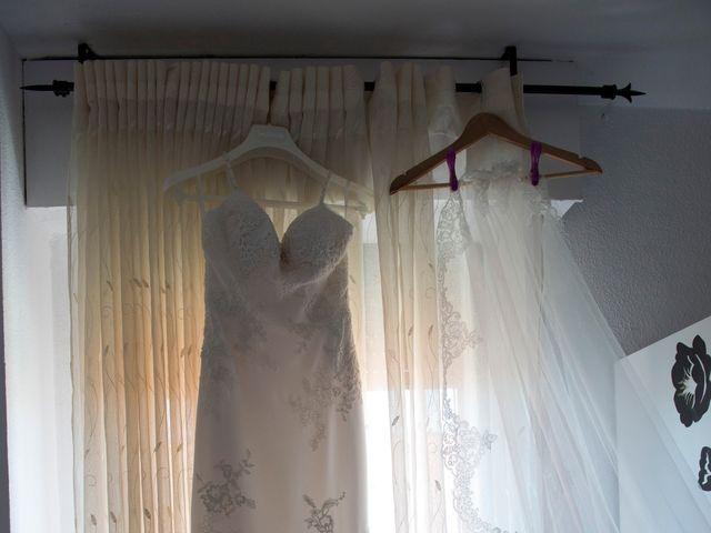 La boda de Daniel y Lorena en Fuente El Saz De Jarama, Madrid 7