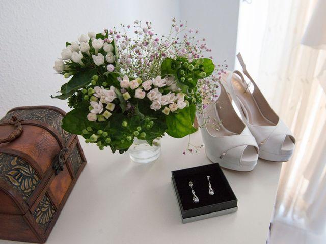 La boda de Daniel y Lorena en Fuente El Saz De Jarama, Madrid 8