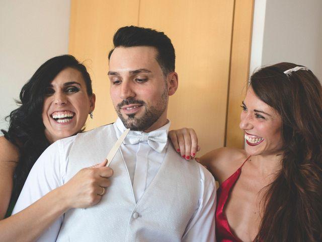 La boda de Daniel y Lorena en Fuente El Saz De Jarama, Madrid 10