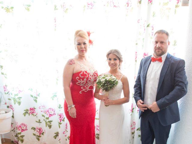 La boda de Daniel y Lorena en Fuente El Saz De Jarama, Madrid 20