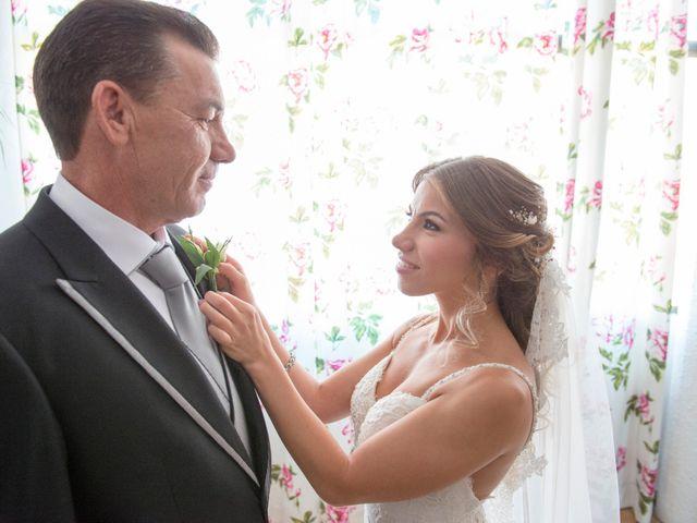 La boda de Daniel y Lorena en Fuente El Saz De Jarama, Madrid 21