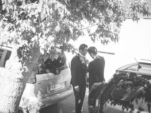 La boda de Daniel y Lorena en Fuente El Saz De Jarama, Madrid 23