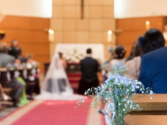 La boda de Daniel y Lorena en Fuente El Saz De Jarama, Madrid 24