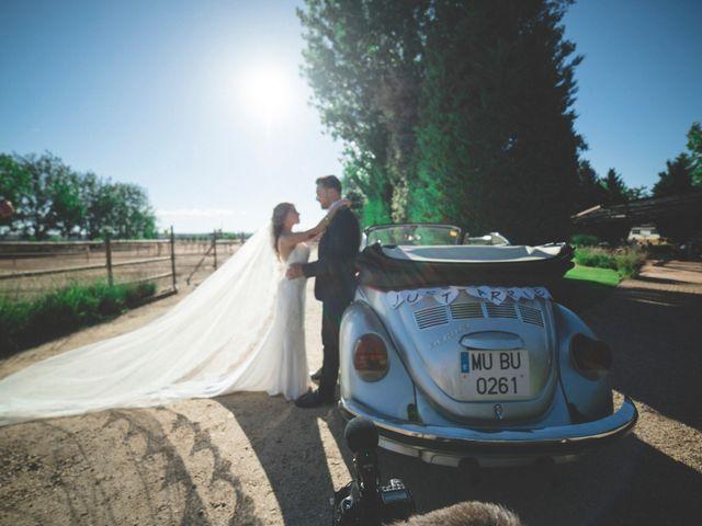 La boda de Daniel y Lorena en Fuente El Saz De Jarama, Madrid 29