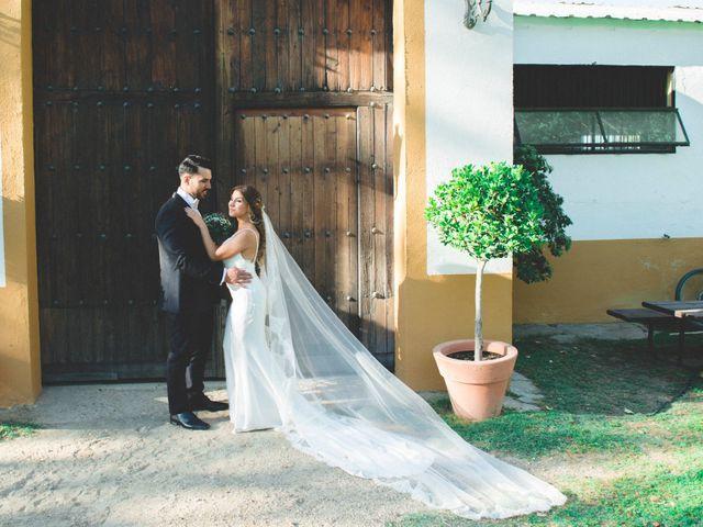 La boda de Daniel y Lorena en Fuente El Saz De Jarama, Madrid 33