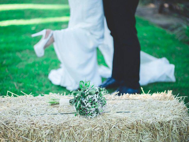 La boda de Daniel y Lorena en Fuente El Saz De Jarama, Madrid 37