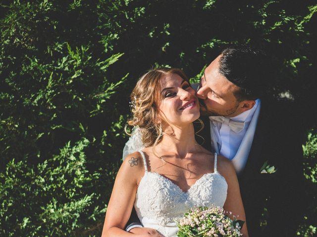 La boda de Daniel y Lorena en Fuente El Saz De Jarama, Madrid 39