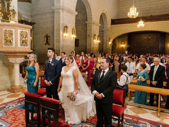 La boda de Rafael  y Jenifer  en Loja, Granada 1