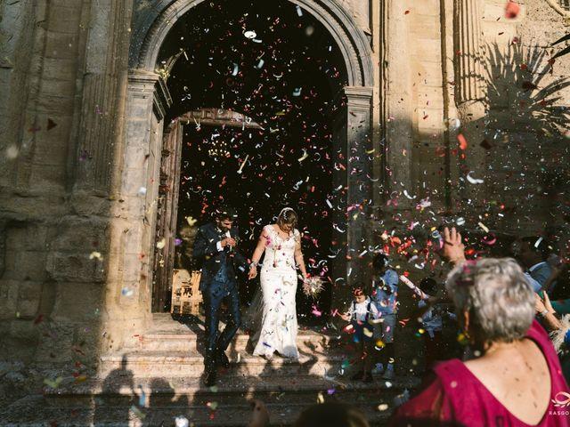 La boda de Rafael  y Jenifer  en Loja, Granada 2