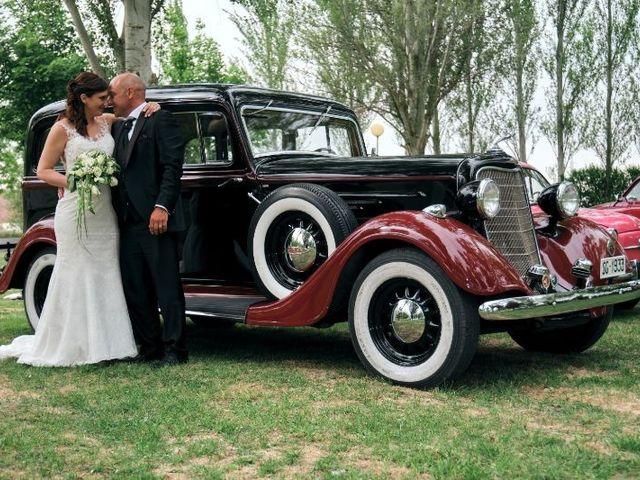 La boda de Roberto y Raquel en Burgos, Burgos 10