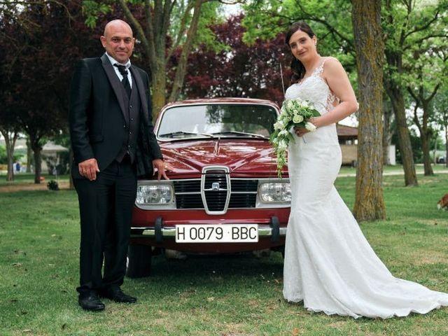 La boda de Roberto y Raquel en Burgos, Burgos 11