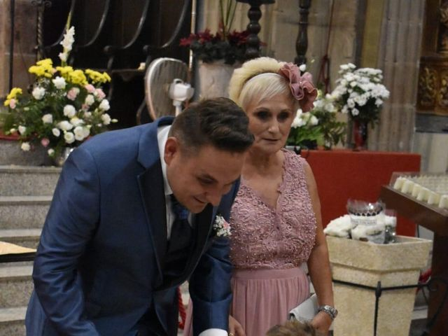 La boda de Jose y Angela en Montijo, Badajoz 3