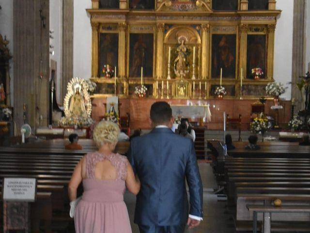 La boda de Jose y Angela en Montijo, Badajoz 5